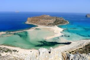 Bucht von Balos, nordwestliches Kreta