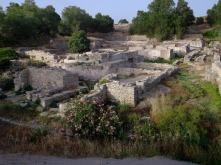 Siedlungsspuren einer untergegangenen Welt, Kreta.