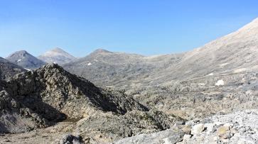 Bergwelt im Westen Kretas