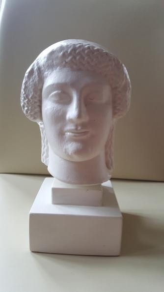 Griechische Plastik der Archaik, 6. Jh. v. Chr.