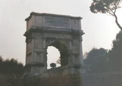 Titusbogen, Rom.