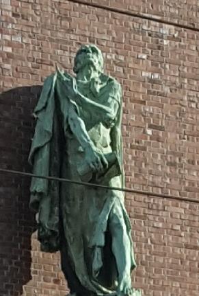 Arno Breker, Heiliger Matthäus, 1931.
