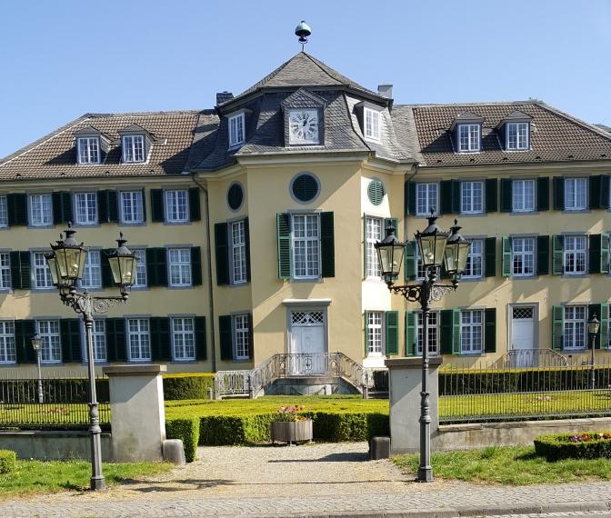 Herrenhaus des Unternehmensgründers, Ratingen.