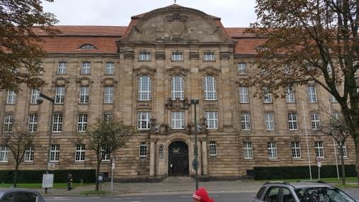 Oberlandesgericht Düsseldorf, Cecilienallee.
