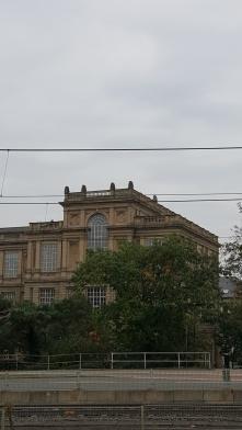 Architektur der Neorenaissance nach einem Entwurf von Hermann Riffart.