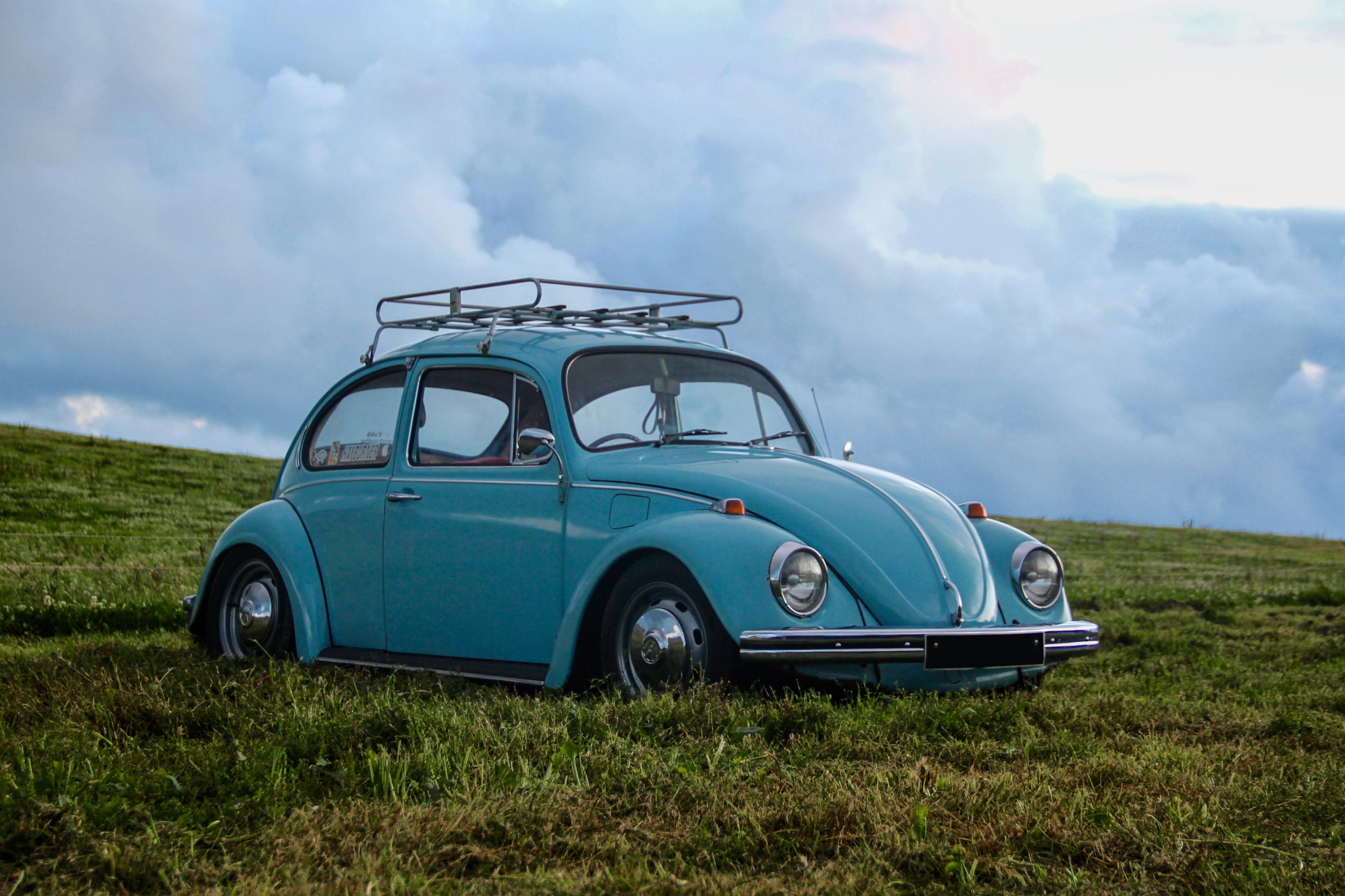 2. Er läuft und läuft und läuft. Der VW-Käfer.
